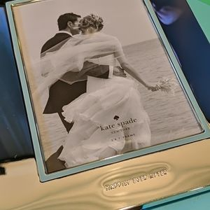 Kate Spade 5x7 picture frame